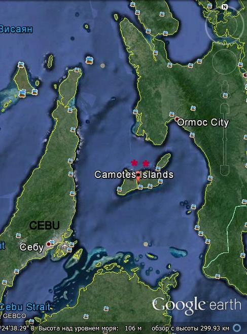Philippines, Camotes Is.